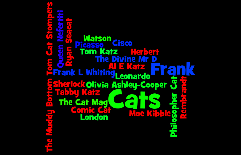 The Cat Mag Family Graphic