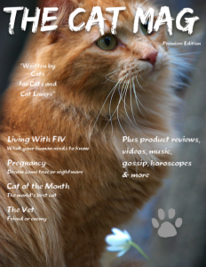 Subscribe to The Cat Mag